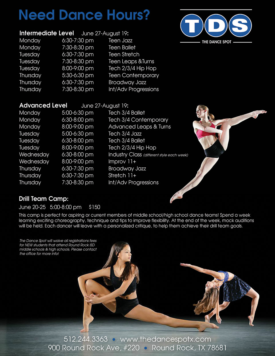 Dance-Team-Flyer